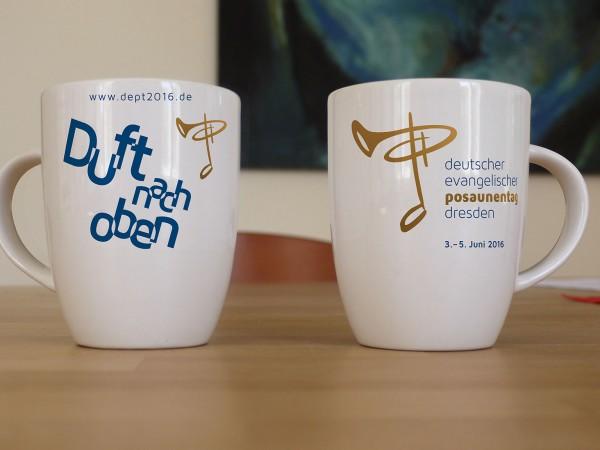 """Wieder erhältlich, die beliebten Kaffeepötte """"Duft nach oben"""""""