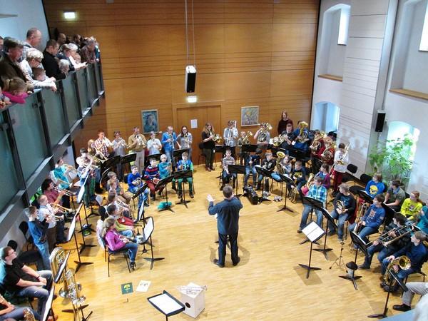 Abschlusskonzert in Colditz